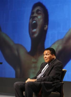 Muhammad Ali the Champion