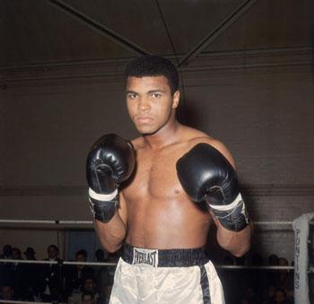 Ali the boxer