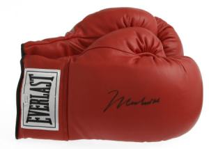 Everlast Signed Muhammad Ali boxing Gloves at www.substancecollectables.com