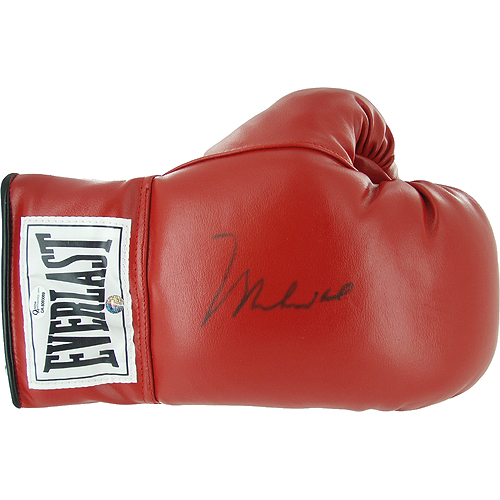 Muhammad Ali Autograph Boxing Gloves at www.substancecollectables.com