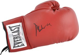 Muhammad Ali Autographed Boxing Glove www.substancecollectables.com